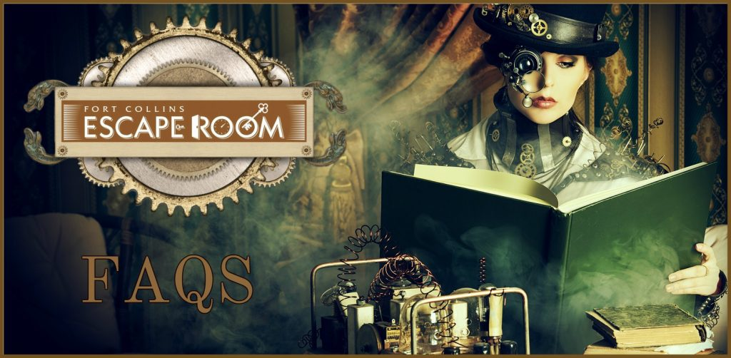 Escape room in Fort Collins Colorado