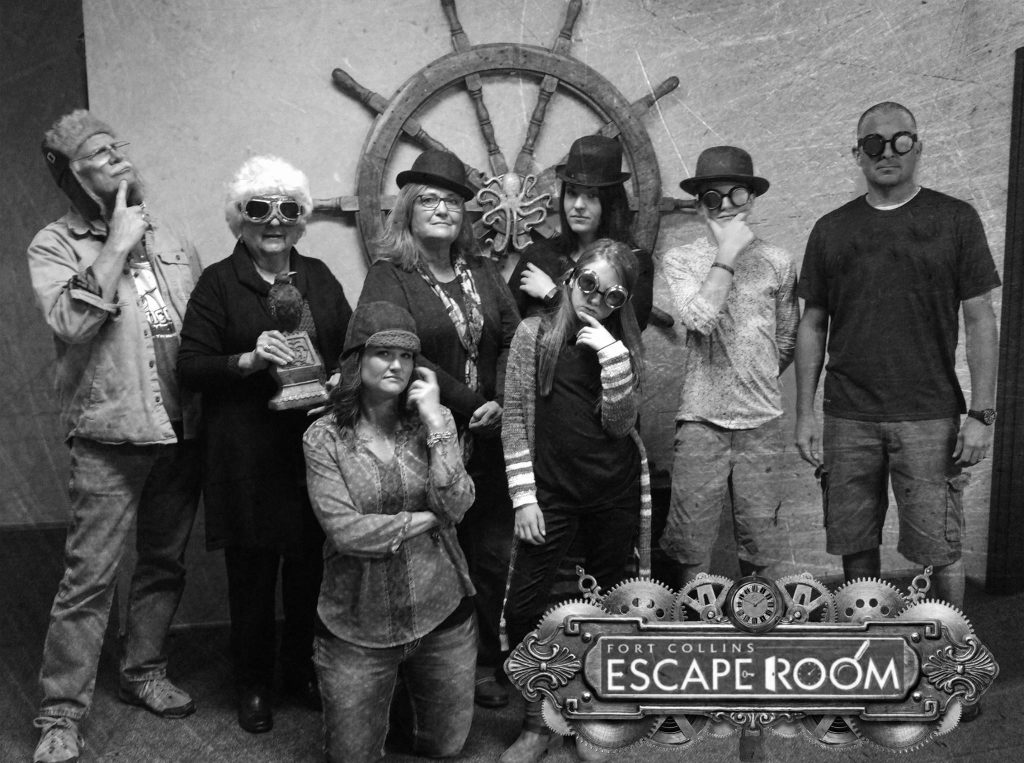 FC Escape Room family fun