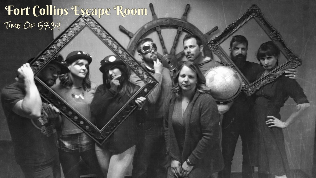 escape room players colorado
