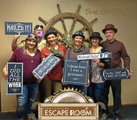 escape game Fort Collins colorado