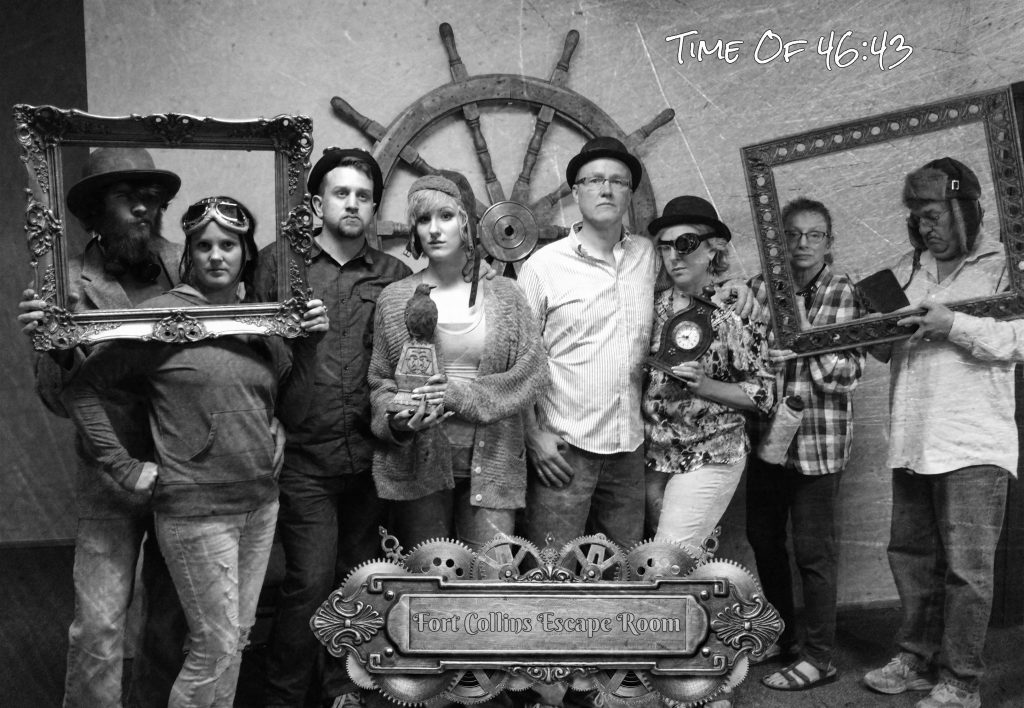 Escape room in colorado