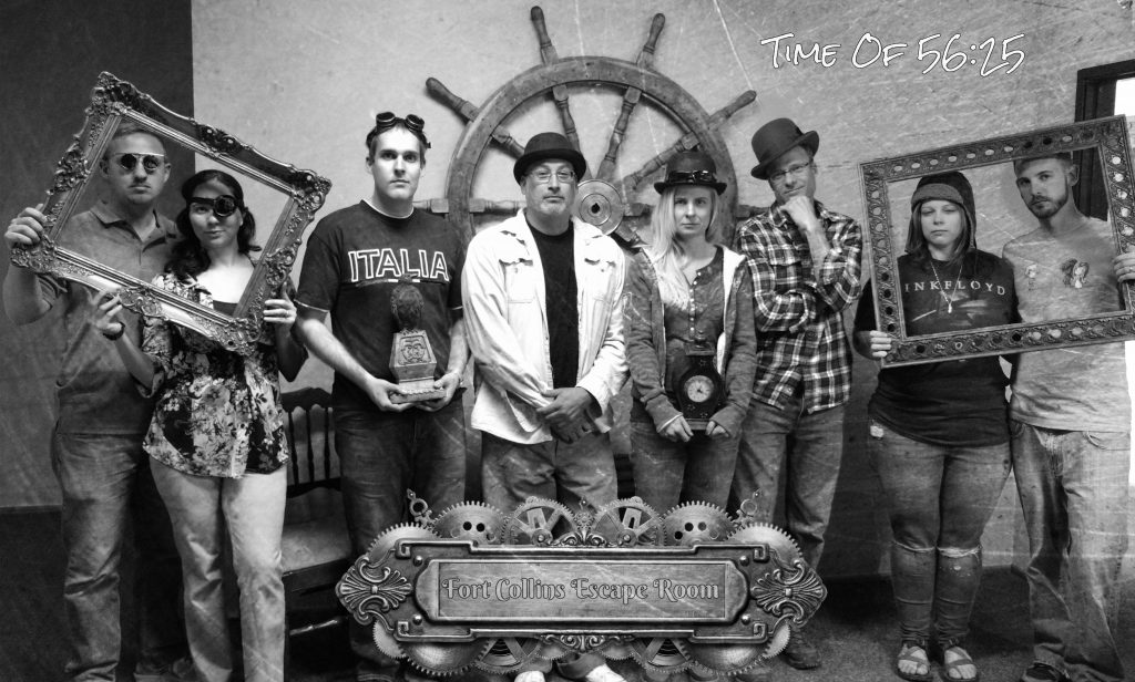 Get into the game at Fort Collins Escape Room