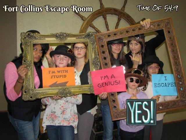 Fort Collins Escape