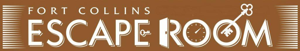 logo Fort Collins Escape Room