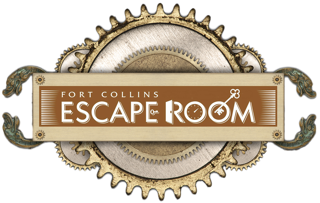 Fort Collins Escape Room logo