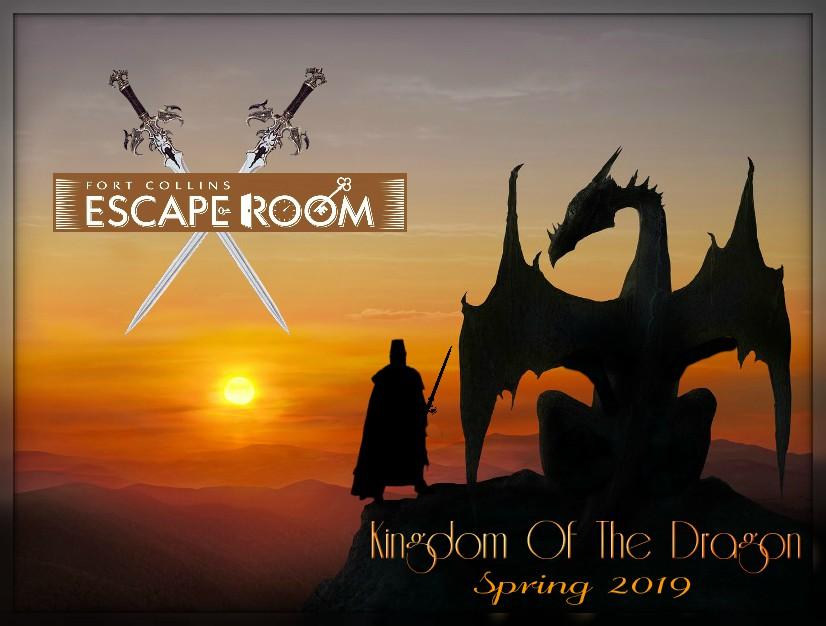 Fort Collins Escape Room Dragon Game