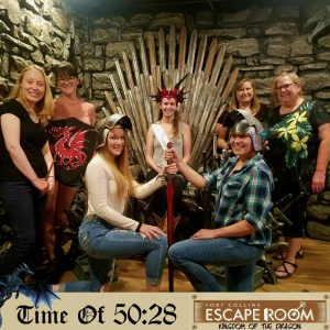 Escape room near Denver
